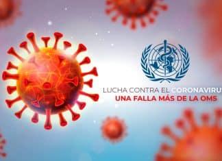 Lucha contra el Coronavirus: una falla más de la OMS