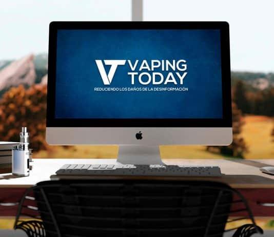 Vaping Today: reducción de daños por desinformación