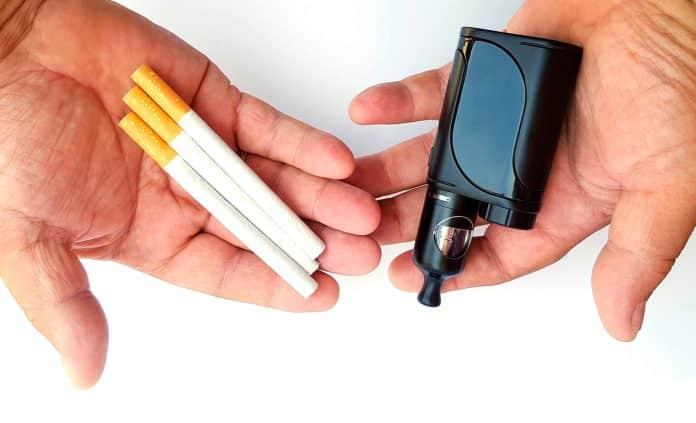 El vapeo ayuda a dejar de fumar y a no recaer