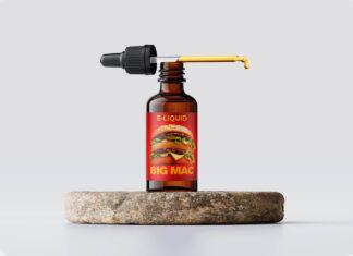 Un juice con sabor a Big Mac