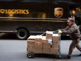 UPS pondrá fin a la entrega a domicilio de productos de vapeo