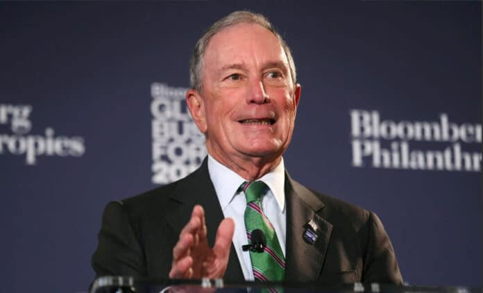 Una amenaza global para la salud y la ciencia: el filantro-colonialismo de Bloomberg
