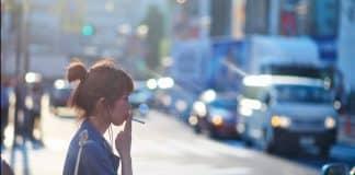 El tabaquismo sigue decreciendo en Japón