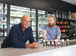 Caphra: Se preocupa por seguridad de tiendas de vapeo en Nueva Zelanda