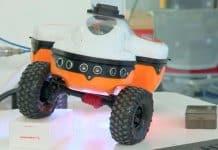 BeachBot: el robot que limpia las playas de colillas de cigarrillo