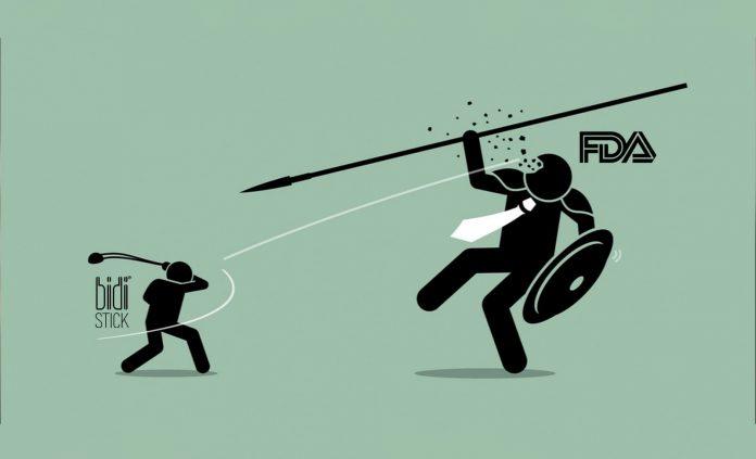Los principales fabricantes de desechables impugnan la orden de denegación de marketing de la FDA